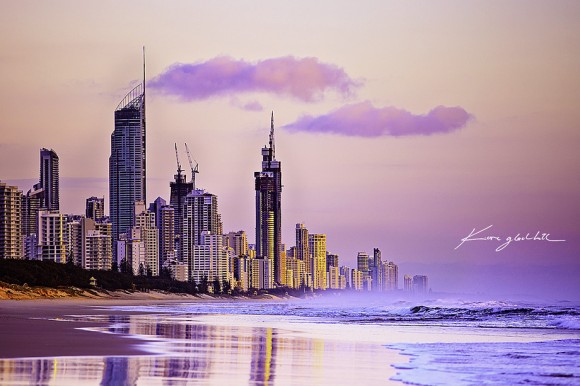Gold Coast Dawn